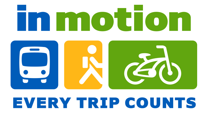 In Motion sustainable transportation cbsm program